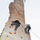 X-Move Kletterfelsen Bouldern Sportklettern Spielplatzgestaltung