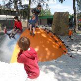 X-Move Kunst und Freizeitanlagen, Spielplätze, künstlerische Gestaltung