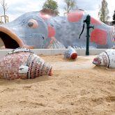 X-Move Freizeitanlagen, Kunst, spielplätze und künstlerisch gestaltete Objekte aus Beton